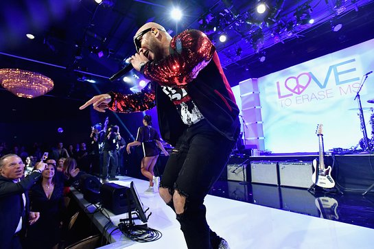 Flo Rida Performs At 25th Anniversary Race to Erase MS Gala
