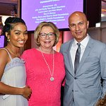 Yara Shahidi and Amber Valletta Attend Big Brothers Big Sisters of Greater Los Angeles Scholarship Luncheon
