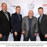Ed Asner Attends 2nd Annual AutFest Film Festival