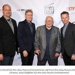 Ed Asner Attends 2nd Annual AutFest Film Festival