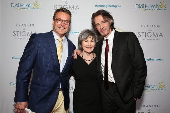 Doug Davidson, Dr. Kita S. Curry, Rick Springfield