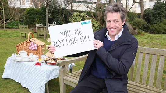 Enjoy a Fancy Picnic with Hugh Grant and Tour Notting Hill