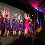 USO Launches Salute To Military Spouses Campaign During USO-Metro's 36th Annual Awards Dinner