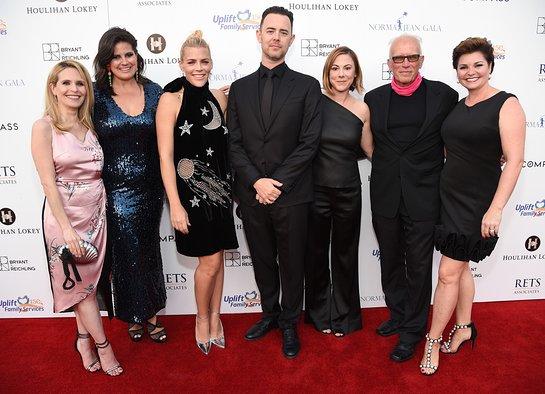 Sally Pressman, Dawn McCoy, Busy Philipps, Colin Hanks, Samantha Bryant, Peter Weller, and Shari Stowe