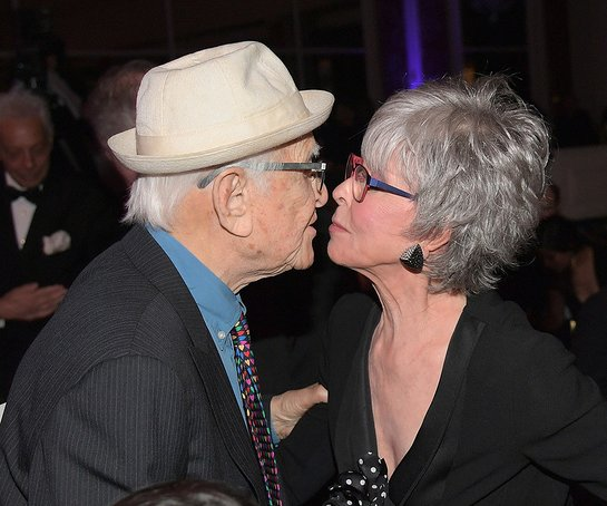 Norman Lear and Lifetime Achievement Award Honoree Rita Moreno