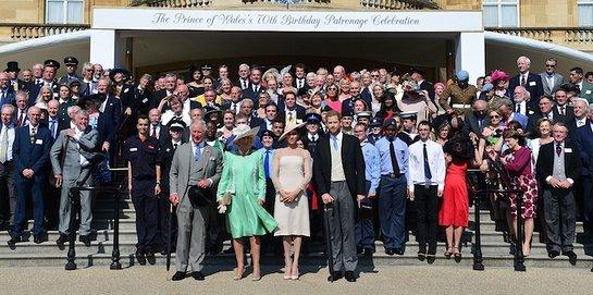 Prince Of Wales 70th Birthday Patronage Celebration