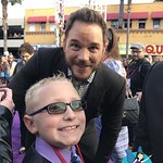 Wish Kid Attends Premiere Of Marvel's Avengers: Infinity War