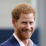 Prince Harry Honored For Humanitarian Work