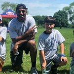 Miami Dolphins' Running Back Kenyan Drake Hosts Children's Charity Event