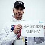 Your Chance To Ride Shotgun With Lewis Hamilton... Really Fast