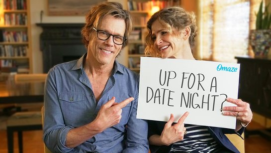 Double Date with Kevin Bacon and Kyra Sedgwick