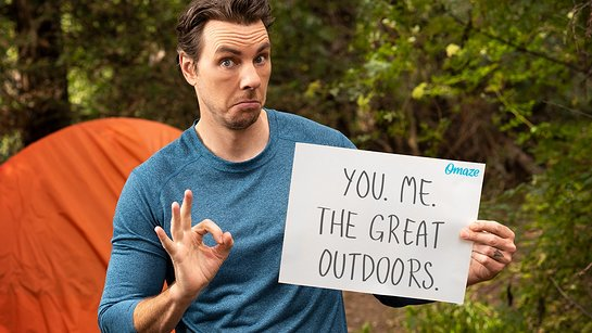 Explore the Great Outdoors with Dax Shepard
