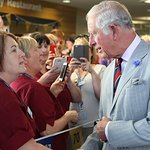 Royal Family Attends Events To Mark 70th Anniversary Of NHS