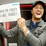 Your Chance To Crash Luke Bryan's Party and Meet Him Backstage