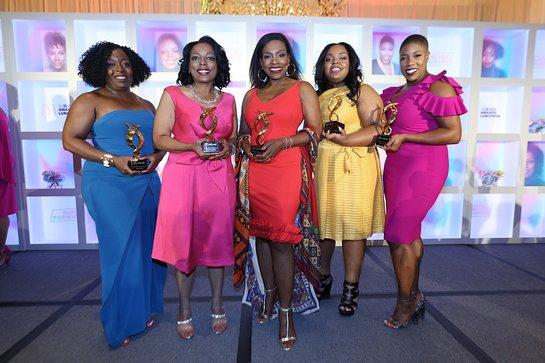 Kimberly Bryant; Monique Vann-Brown; Sheryl Lee Ralph; Tishauna Wilson; Symone Sanders