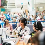 Ryan Seacrest And Camila Cabello Visit Children's Hospital of Philadelphia