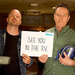 Your Chance To Cook With Bryan Cranston And Aaron Paul In The Breaking Bad RV