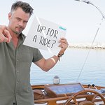 Your Chance To Go On A Boat Ride With Josh Duhamel