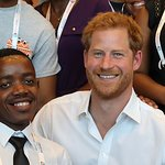 Duke Of Sussex Attends 2018 International AIDS Conference