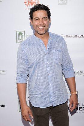 Jon Huertas at 7th annual Taste of Summer