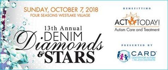 3th Annual Denim, Diamonds and Stars