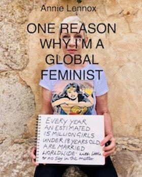 Annie Lennox - Why I'm A Feminist