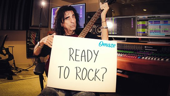 Rock With Alice Cooper
