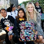 Celebrities Join Vera Bradley x Blessings in a Backpack Coast-to-Coast Charity Tour