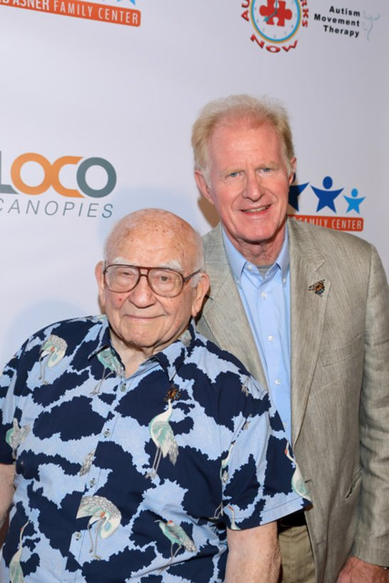 Ed Asner and Ed Begley Jr