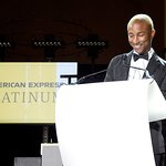 Pharrell Williams Hosts The Yellow Ball