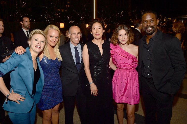 Stars Attend 12th Annual Evening Before