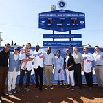 Los Angeles Dodgers Foundation Unveils 50th Dodgers Dreamfield, Commit Additional $10 Million for 25 New Fields