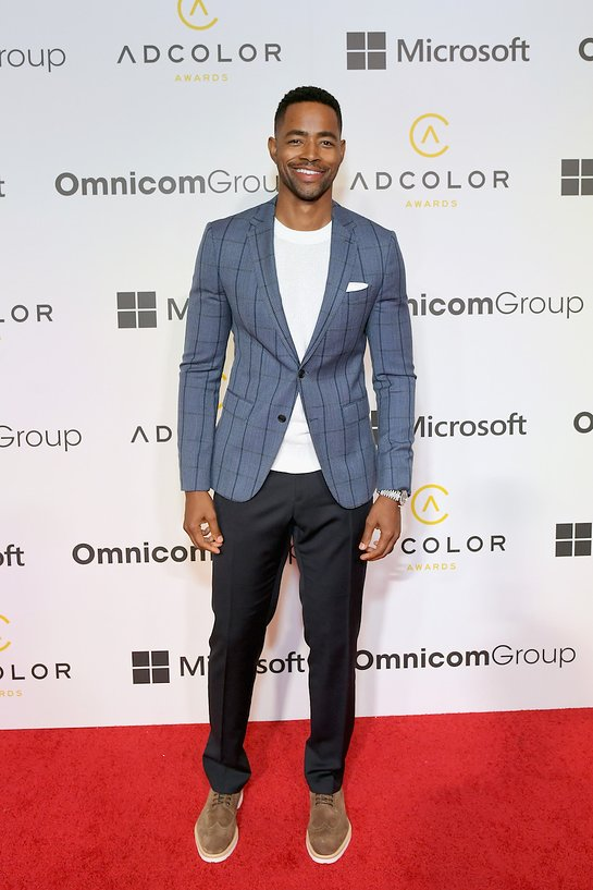 Jay Ellis at ADCOLOR Awards
