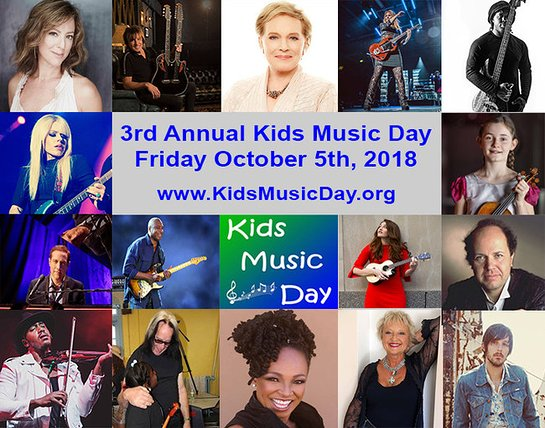 2018 Kids Music Day
