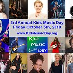 Stars Support 2018 Kids Music Day