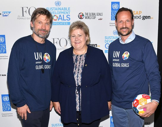 The 3rd Annual Global Goals World Cup
