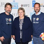 Nikolaj Coster-Waldau And Akon Lace Up Their Boots At The Global Goals World Cup