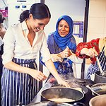 Duchess Of Sussex Supports New Cookbook Celebrating Community Kitchen