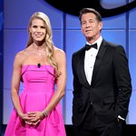 James Denton And Beth Stern Host 2018 American Humane Hero Dog Awards