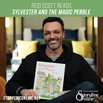 VENOM's Reid Scott reads SYLVESTER AND THE MAGIC PEBBLE for Storyline Online