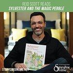VENOM's Reid Scott reads SYLVESTER AND THE MAGIC PEBBLE for Storyline Online