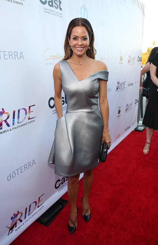 Brooke Burke Attends Dance For Freedom Gala