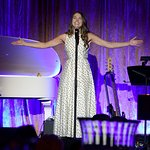 Sutton Foster Performs at Global Lyme Alliance Gala