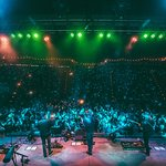 Zac Brown Band Performs At Camp Southern Ground's 7th Annual Night Of Candles Benefit Concert