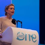 Akon, Amber Heard and Rosario Dawson Attend One Young World Summit in The Hague