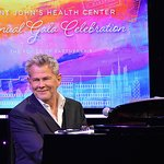 David Foster, Ray Parker Jr., Loni Love, and More at Saint John's Health Center Gala