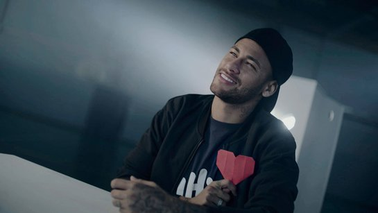 Neymar Jr. teams up with Humanity & Inclusion