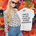 Paris Hilton Attends Shop To Erase MS Event
