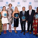 Heroes Honored at the 2018 World of Children Awards Ceremony and Benefit