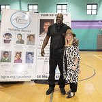 Shaquille O'Neal And Boys & Girls Clubs Of America Announce Winner Of Alumni & Friends Yearbook In Atlanta